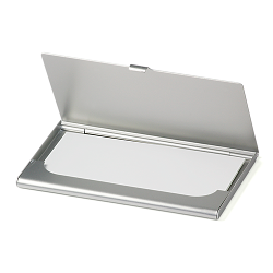 Business Card Case - Silver
